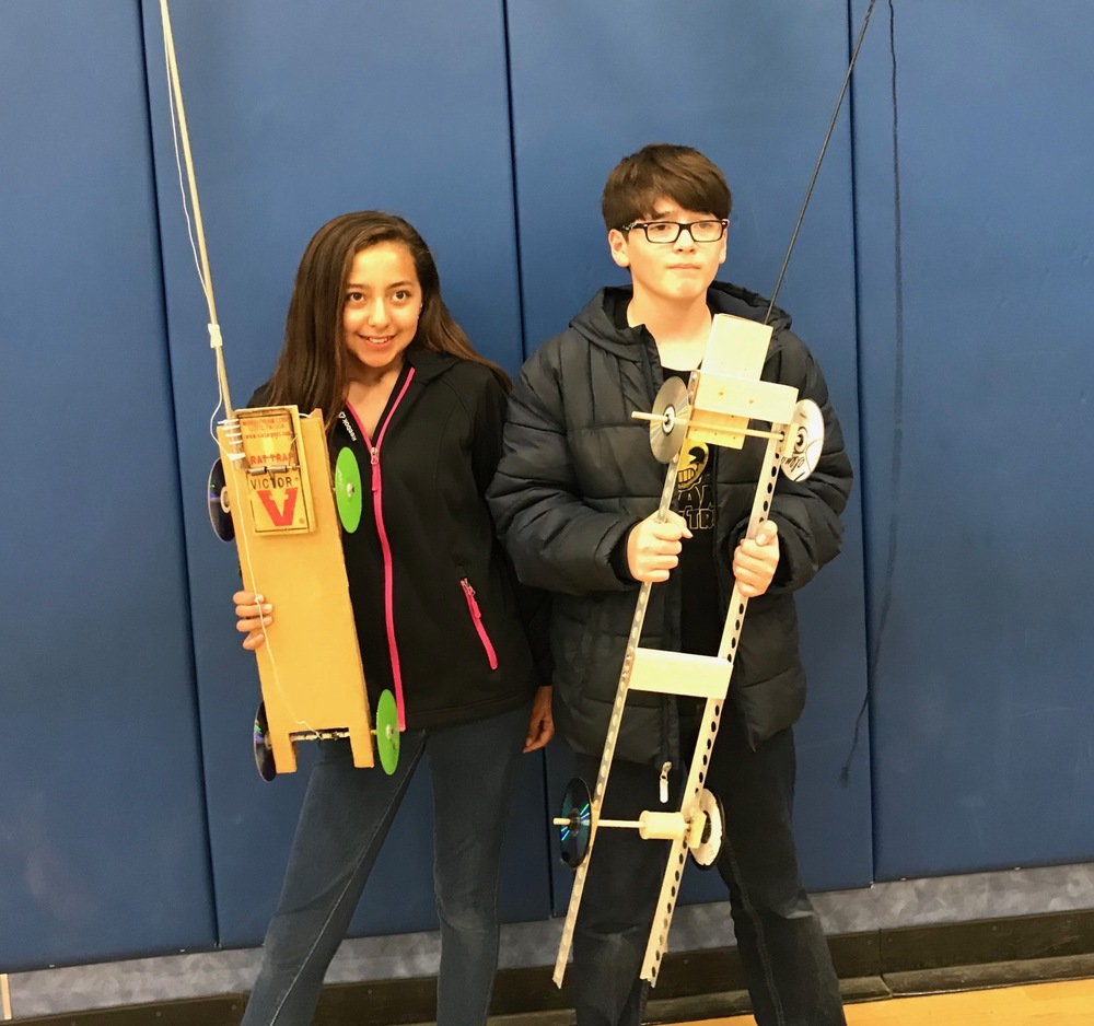 NEWTON SCOOTER WINNERS!!