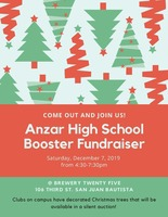 Booster Fundraiser this Saturday!